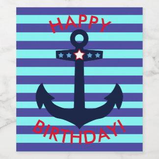 Happy Birthday Nautical Gifts TShirts Art Posters Other
