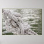 Nautical Knot Print