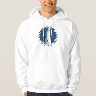 Nautical Lighthouse Hooded Sweatshirt
