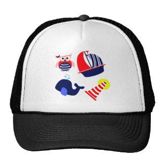 Nautical Mix Trucker Hat