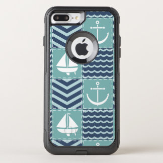 Nautical Quilt Otterbox Phone Case