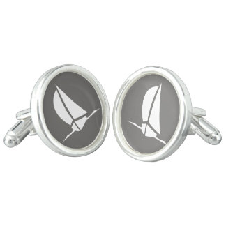 Nautical Sailing Cuff Links