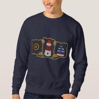 Nautical Scene Sweatshirt
