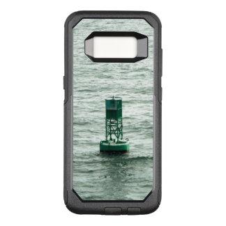 Nautical Sea Buoy:  Green OtterBox Commuter Samsung Galaxy S8 Case