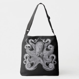 Nautical sea  Octopus decor tote Bag