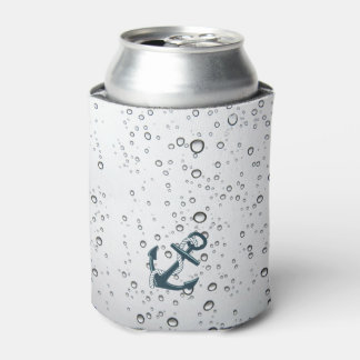 Nautical Sinking Anchor Can Cooler