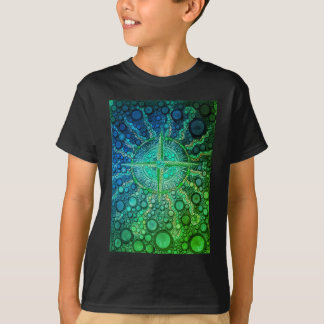 Nautical Star at the bottom of the Sea T-Shirt
