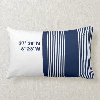 Nautical Striped Pillow Coordinates - customizable