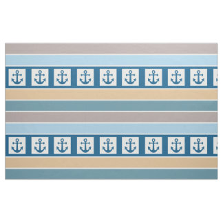 Nautical Stripes custom fabric