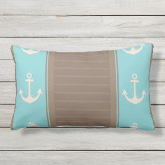 Nautical Stylish Design Outdoor Cushion