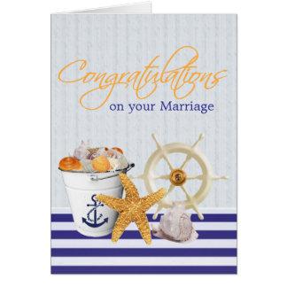 Nautical Theme | Congratulation Card