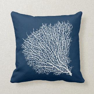 Nautical theme pillow