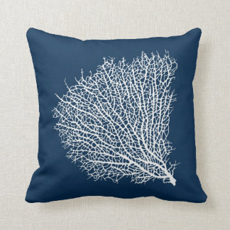 Nautical theme pillow cushion