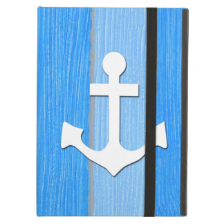 Nautical themed design case for iPad air