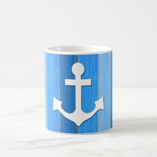Nautical themed design coffee mug