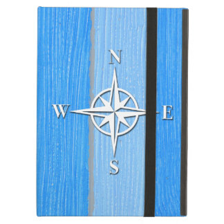 Nautical themed design cover for iPad air