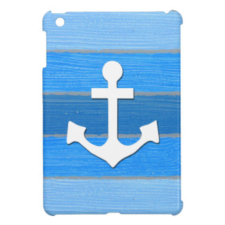 Nautical themed design iPad mini case