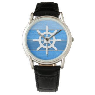 Nautical themed design watch