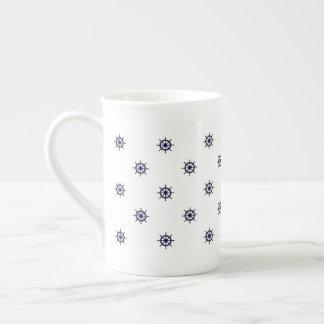 Nautical Wheel Coffee/Tea Mug