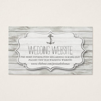 115+ Nautical Wedding Business Cards and Nautical Wedding Business ...