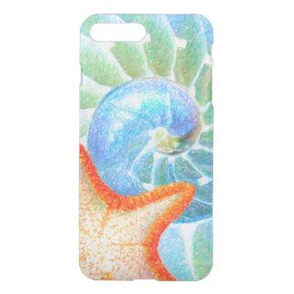 Nautilus And Starfish iPhone 8 Plus/7 Plus Case