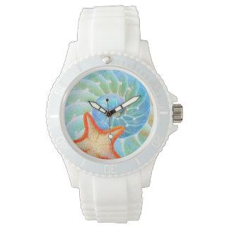 Nautilus And Starfish Watch