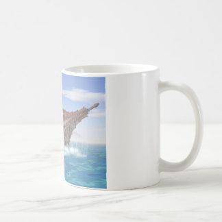 Nautilus Breaching mug