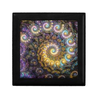 Nautilus fractal beauty gift box
