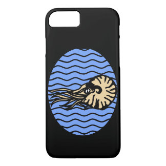 Nautilus Graphic iPhone Case