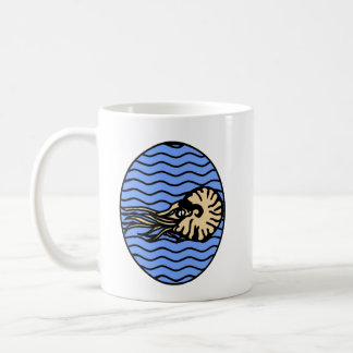 Nautilus Graphic Mug