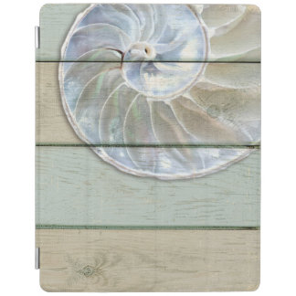 Nautilus Shell iPad Cover