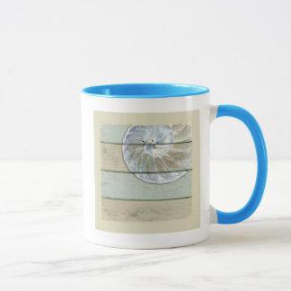 Nautilus Shell Mug