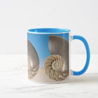 Nautilus Shells mug 3
