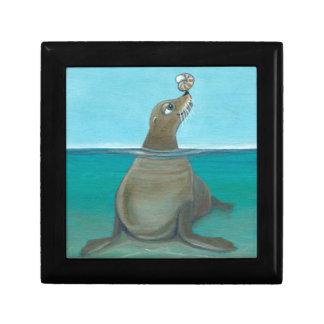 """""""Nautilus"""" The Sea Lion Gift Box"""