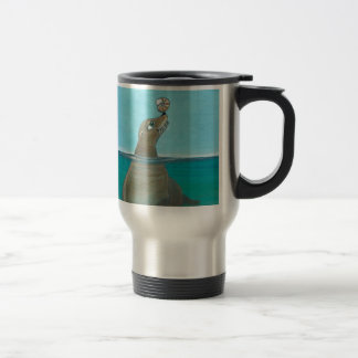 """Nautilus"" The Sea Lion Travel Mug"