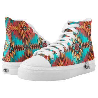 Navajo #4 low high shoes