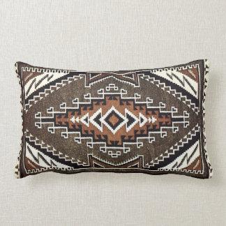 Navajo Anna Nez Pattern Throw Pillow