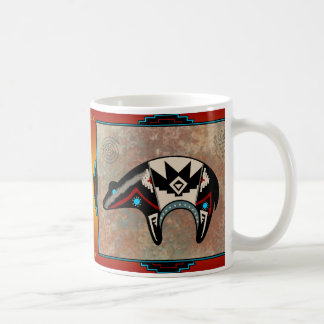 Navajo Bear Coffee Mug