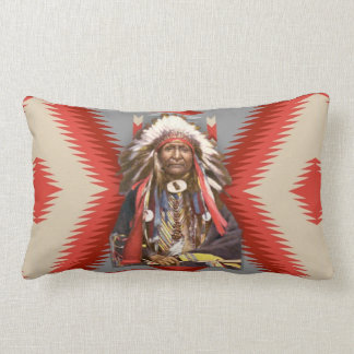 Navajo Chief Lumbar Cushion