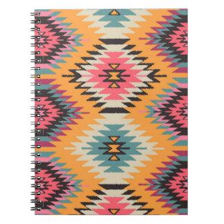 Navajo Dreams Spiral Notebook