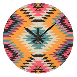 Navajo Dreams Wall Clock