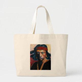 Navajo Large Tote Bag
