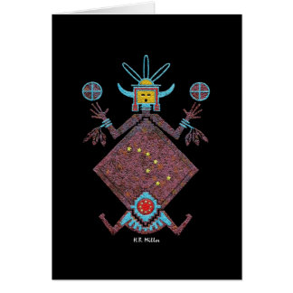 Navajo Mythology Card