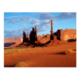 Navajo Nation, Monument Valley, Yei Bi Chei Postcard