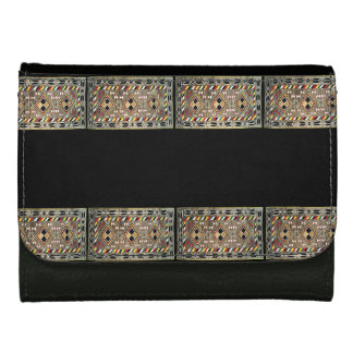Navajo Native American Arrows Design Wallet