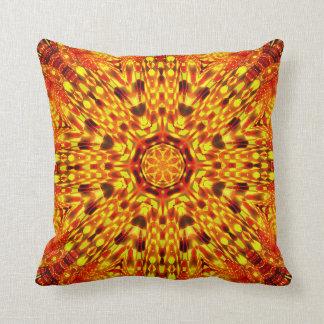"""""""Navajo Noon"""" Mandala Pillow"""