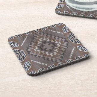 Navajo Pattern Coasters