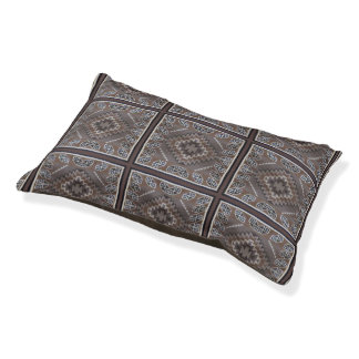 Navajo Pattern Pet Bed