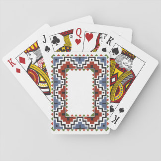 Navajo Pattern Playing Cards