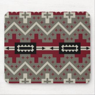 Navajo Red Mousepad